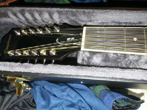 12 string acoustic guitar $220 for Sale in Romeoville, IL