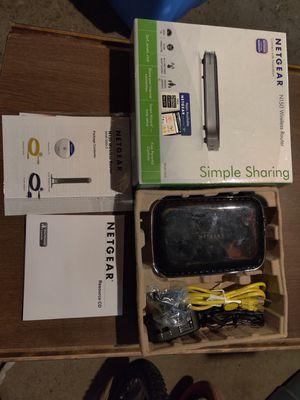 Netgear n150 wifi router wireless internet for Sale in Erie, PA