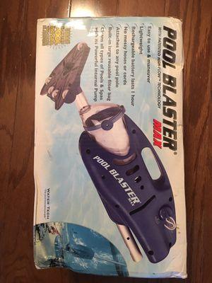 Pool Blaster Max Water Tech for Sale in Guttenberg, NJ