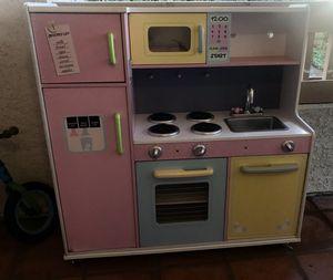Kids craft pastel play kitchen for Sale in Laguna Hills, CA