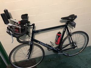 Cannondale R500 Road Bike Bicycle CAAD2~ Carbon Fork, made in USA-immaculate for Sale in Boston, MA