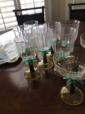 Great NEW plastic glasses for a pool party for Sale in Longwood, FL