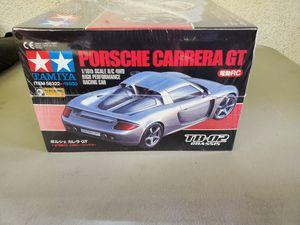 PORSCHE CARRERA GT TAMIYA RC CAR for Sale in Glendale, CA