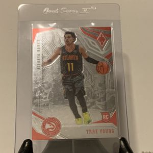 2018-19 Panini Chronicles Phoenix Trae Young Rookie #597 Hot Card! 🔥 ATL HAWKS! for Sale in Vancouver, WA