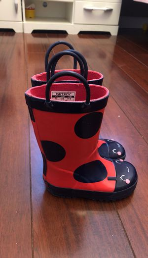 Girls rain boots for Sale in American Canyon, CA