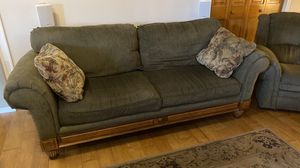 Broyhill Sofa, Loveseat and Recliner (No Trades) for Sale in Glendale, CA