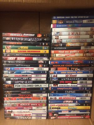 DVD movies for Sale in Clovis, CA