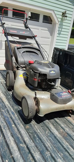 Deal of the century Craftsman lawn mower with a grass catcher for Sale in North Providence, RI