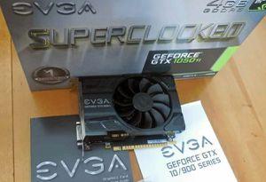 EVGA GTX 1050ti SC 4GB for Sale in Perris, CA
