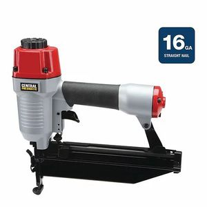 Central Pneumatic 16 gauge finish nailer for Sale in Pompano Beach, FL