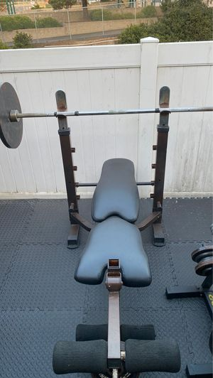 Weight bench for Sale in San Diego, CA