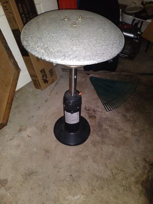 Outdoor Heated Propane lamp for Sale in Pittsburgh, PA