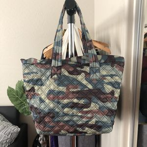 SR Squared Sondra Roberts Quilted Camo Tote Bag -brand new for Sale in Phoenix, AZ