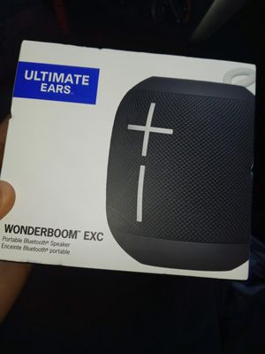 Ultimate Ears Wonderboom for Sale in Dallas, TX