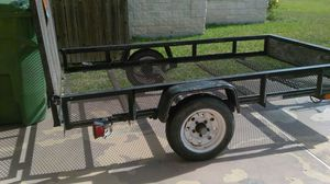 Traila 5x8ft for Sale in Brownsville, TX