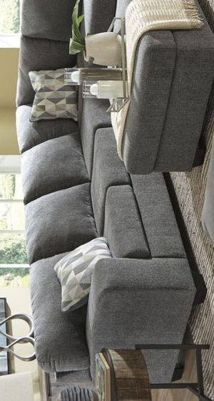 ☘is a furniture store☘[SPECIAL] Dalhart Charcoal RAF Sectional for Sale in Jessup, MD