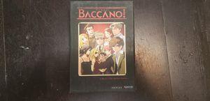 Baccano DVD complete Boxset for Sale in Vancouver, WA