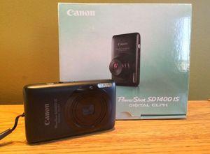 Canon PowerShot SD1400 IS ELPH for Sale in Phoenix, AZ