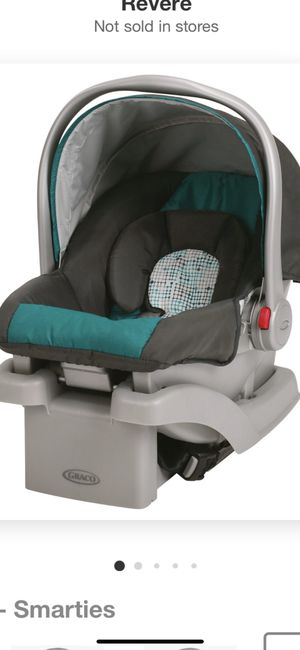 Graco Snugride Infant Car Seat + base for Sale in Winthrop, MA