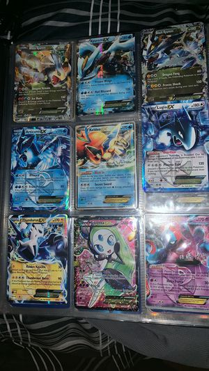 Taking offers on Pokémon cards - EX, Full art, Japanese, Level X and more for Sale in Elk Grove Village, IL
