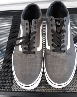 Men's Van's sneakers shoes size 10.5 for Sale in Anaheim, CA