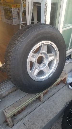 New tire for trailer $60 for Sale in Salt Lake City, UT