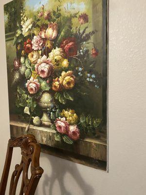Flower portrait for Sale in Houston, TX