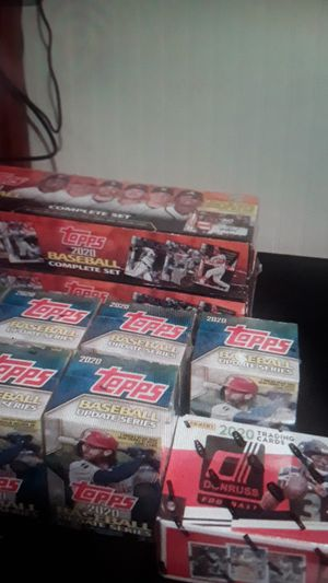 Trading card packs for Sale in Concord, CA