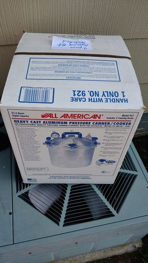 Brand new canner / cooker for Sale in Cleveland, OH