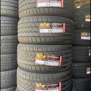 "14"" 15"" 16"" 17"" 18"" 19"" 20"" 22"" 24"" 26"" LIONHART TIRES • BRAND NEW • All Sizes Wholesale to the Public •14"" Pricing Starting @ $39 Each for Sale in La Habra, CA"