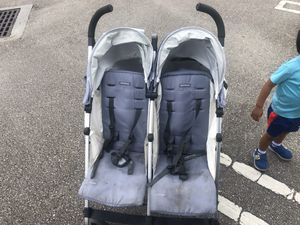 Uppa baby double stroller for Sale in West Palm Beach, FL