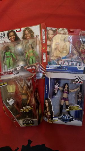 WWE Woman action figures for Sale in North Las Vegas, NV