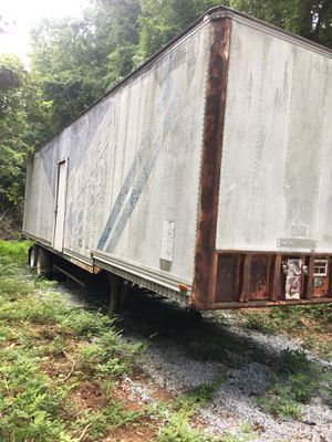 Storage trailer. Title in hand for Sale in Wake Forest, NC