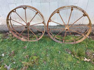 Steel wheels for Sale in Marietta, OH