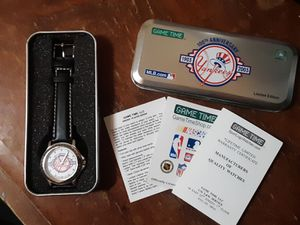 NY Yankees 100th Anniversary Watch for Sale in Wichita, KS