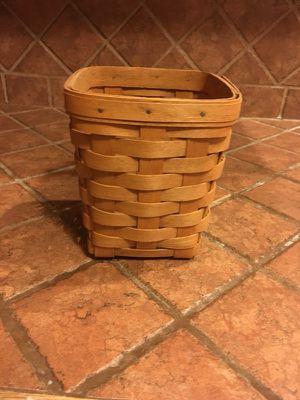 Longaberger Spoon basket for Sale in Franklin, TN