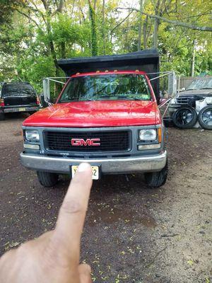 3500 GMC DUMP TRUCK for Sale in Howell Township, NJ