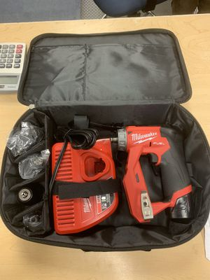 """Milwaukee m12 Fuel 3/8"""" Installation Drill for Sale in Oneida, NY"""