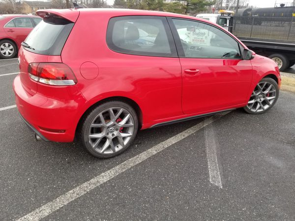2014 VW GTI. 6 thousand miles only.