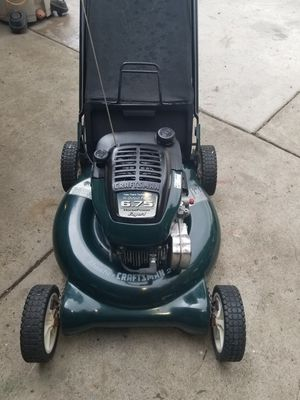 Craftsman push lawn mower for Sale in Concord, CA
