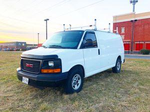 2008 Chevy GMC Express cargo work van for Sale in Derwood, MD