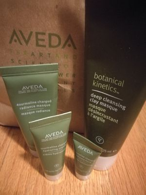 Aveda face mask, cleanser for Sale in College Park, MD