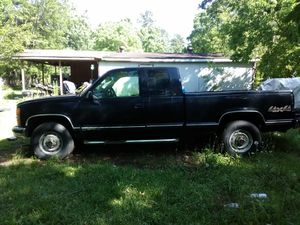 1997 Chevy 4x4 for Sale in Hockley, TX