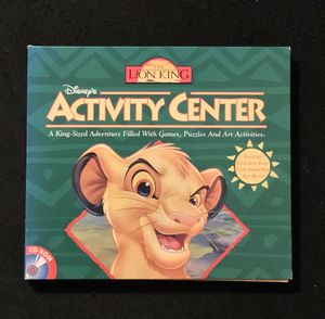 Disney Activity Center - Lion King for Sale in Duluth, GA