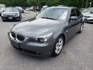 2007 BMW 530I with 134k miles/Clean Title for Sale in MD CITY, MD