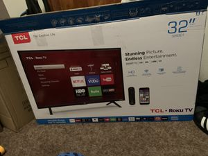 TCL Roku tv for Sale in Portland, OR