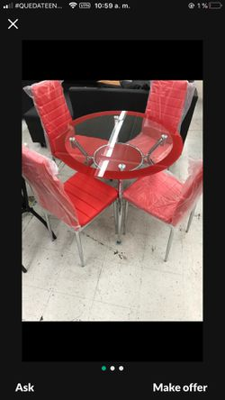 DINING SET BRAND NEW! for Sale in Miami, FL