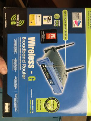 Linksys Router for Sale in San Diego, CA