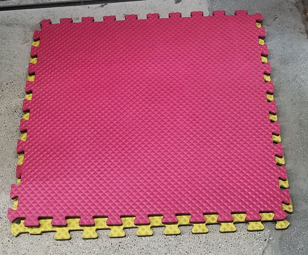 Interlocking Foam Tiles