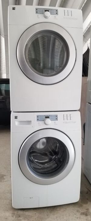 Kenmore Front loading washer/electric dryer set for Sale in Santee, CA